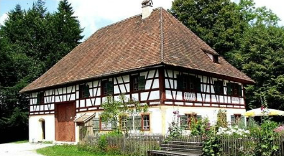 Bauernhofmuseum Wolfegg 1